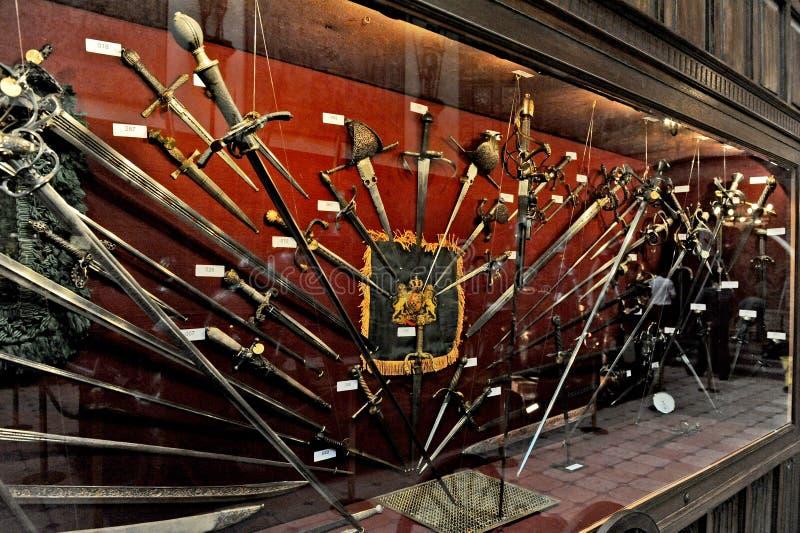 Museum van oorlog in Porto DE Galinhas royalty-vrije stock afbeeldingen
