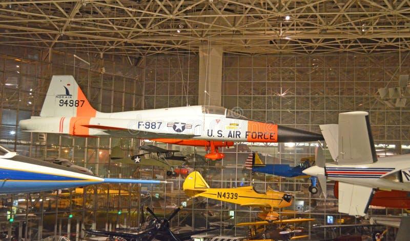 Museum van Vlucht Seattle stock foto