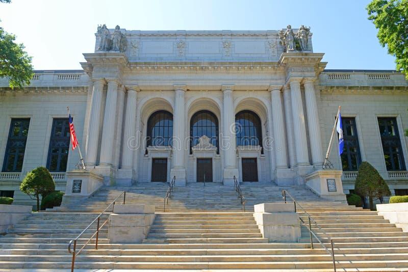 Museum von Connecticut-Geschichte, Hartford, CT, USA stockfotos