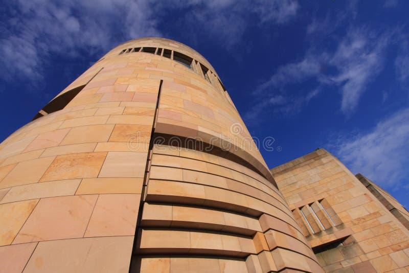 Museum von Schottland, Edinburgh lizenzfreies stockfoto