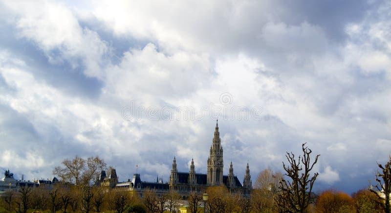 Museum in Wenen royalty-vrije stock foto