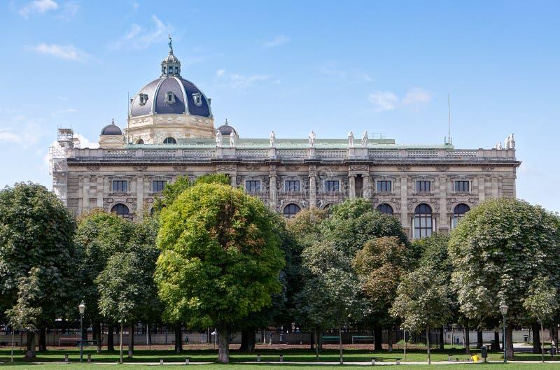Museumbeeldende kunsten, Wenen, Oostenrijk royalty-vrije stock afbeeldingen