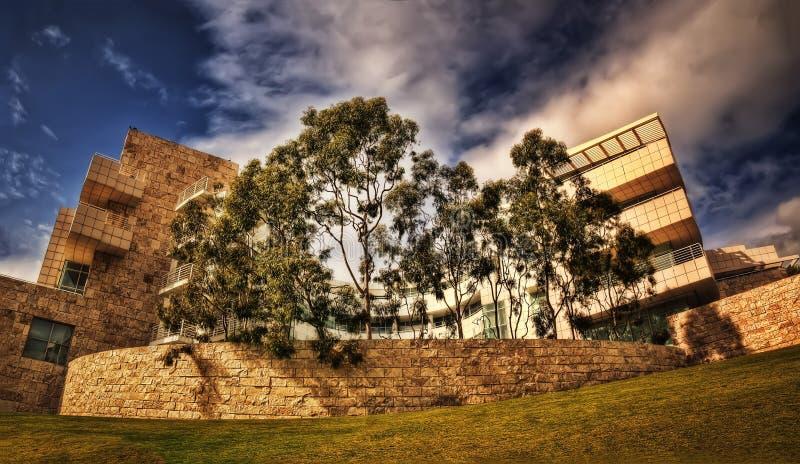 Museumcentrum Los Angeles royalty-vrije stock afbeeldingen