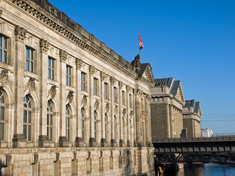 museumsinsel berlin стоковое изображение