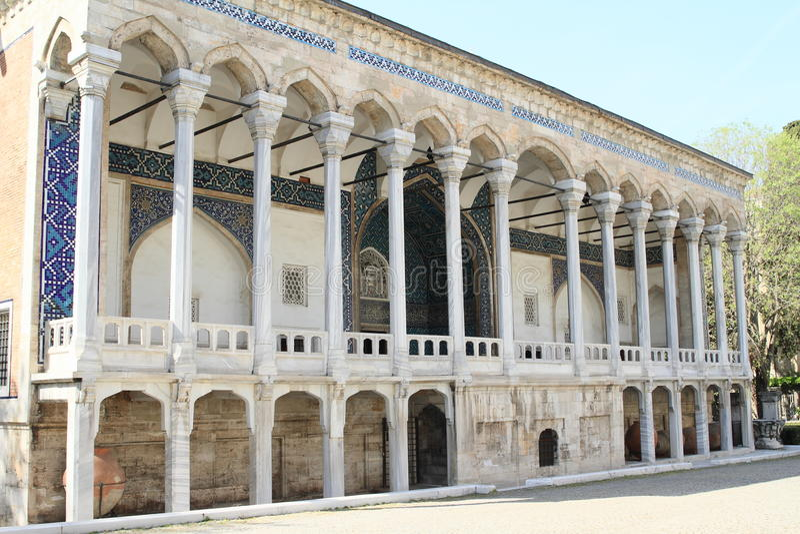 Museus da arqueologia de Istambul em Istambul imagem de stock royalty free