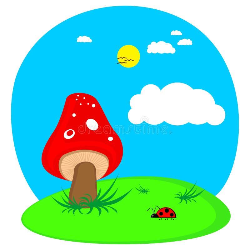 Free Mushroom Stock Image - 11634701