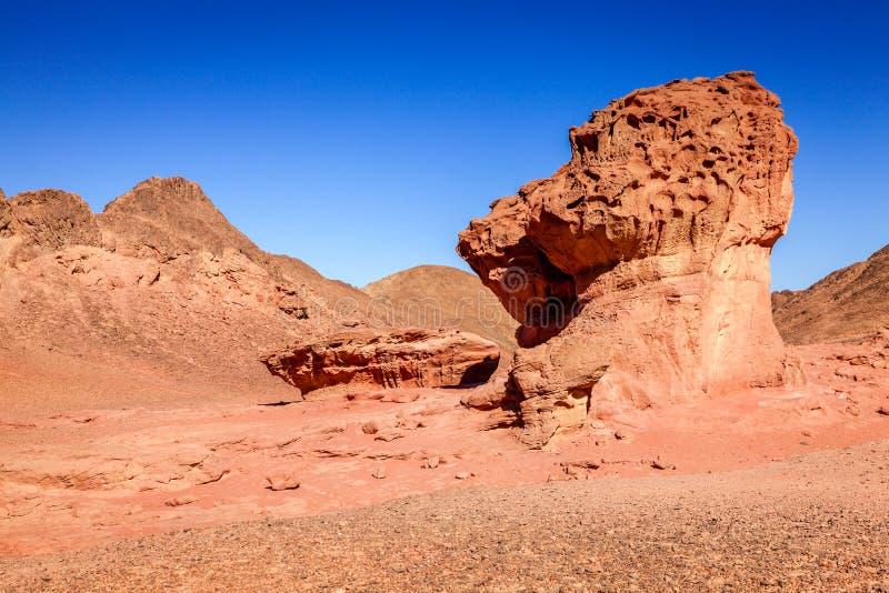 Download Mushroom rock stock photo. Image of empty, landscape - 35632622
