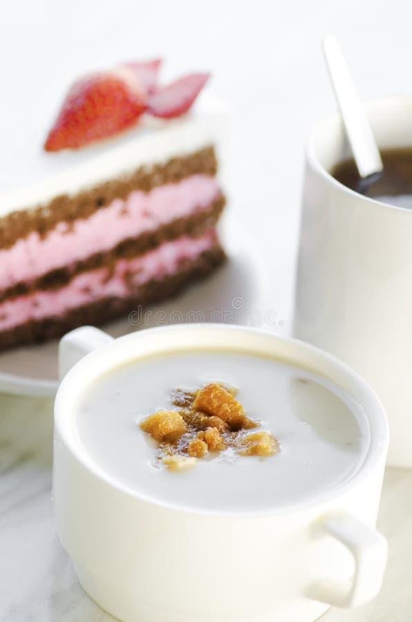 Free Mushroom Soup Stock Images - 24815874