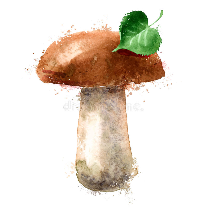 Mushroom vector logo design template nature or stock vector download mushroom vector logo design template nature or stock vector illustration of logo toneelgroepblik Gallery