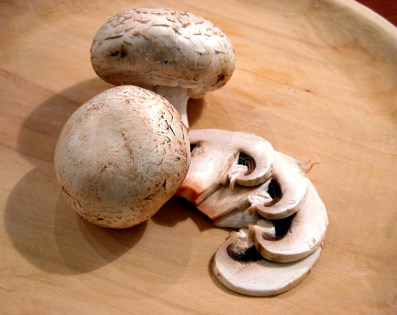 Download Mushrooms stock photo. Image of food, slices, ingredients - 2128