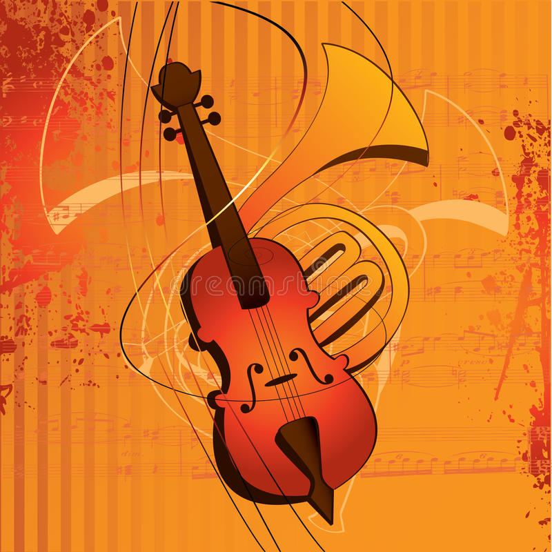 Download Music stock vector. Illustration of music, isolated, classic - 14425560