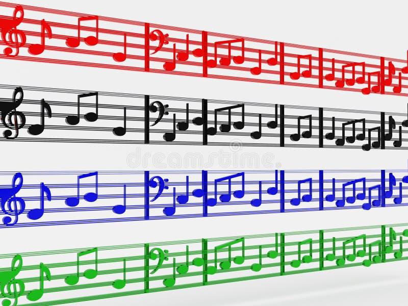 Download Music stock illustration. Illustration of symphony, style - 14853437