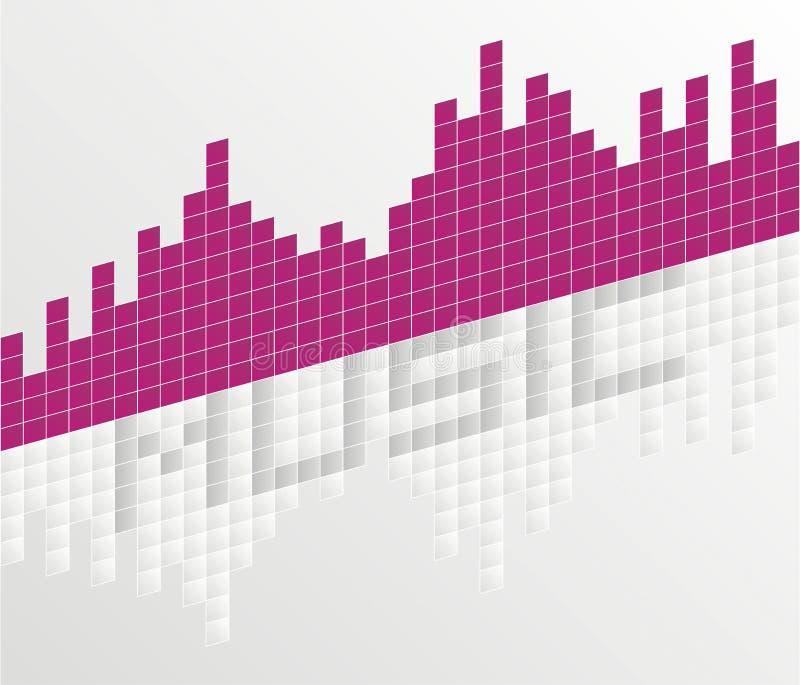 Download Music stock vector. Image of bars, music, graph, radio - 16021213