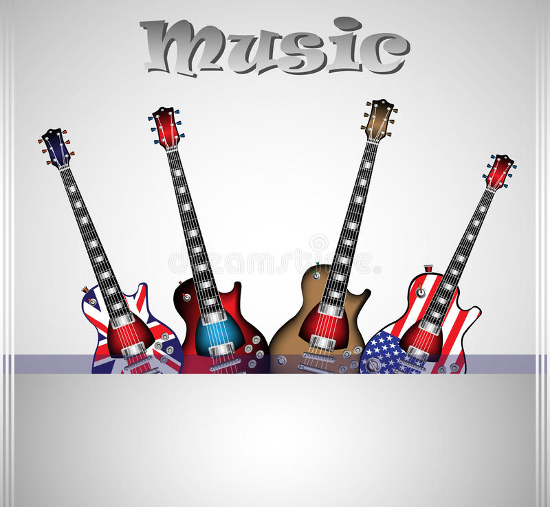 Download Music stock vector. Illustration of collection, four - 24528143