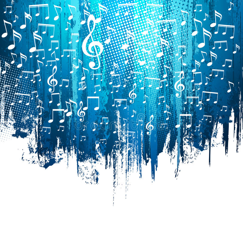 Download Music stock vector. Illustration of background, drop - 27676719