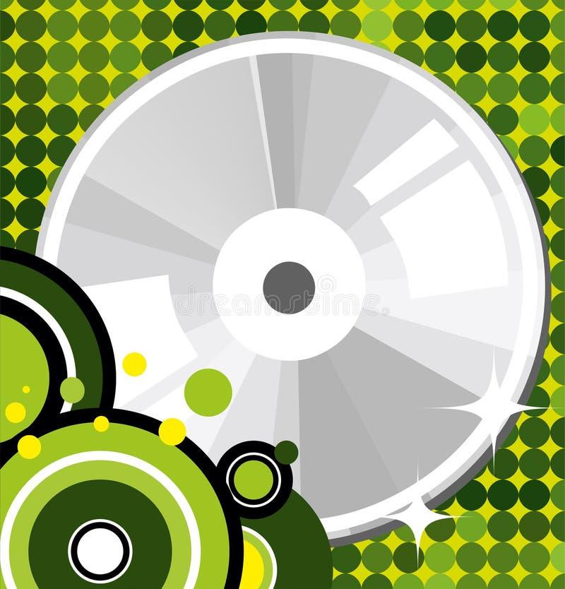 Download Music album design stock illustration. Illustration of internet - 25381411