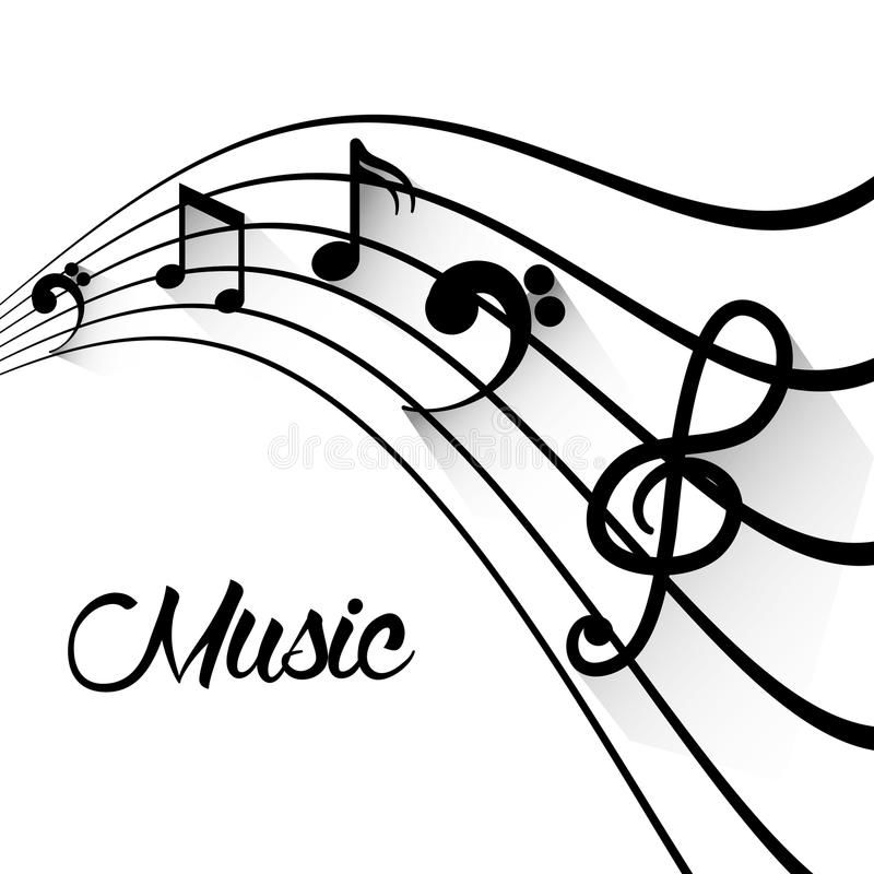 Music Art Graphic Design Stock Vector Illustration Of Note 60207445,Custom Pools By Design