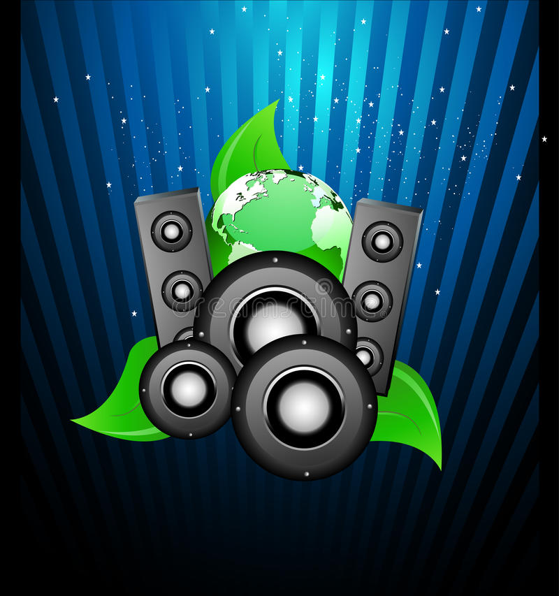 Download Music Background Royalty Free Stock Photo - Image: 10437545