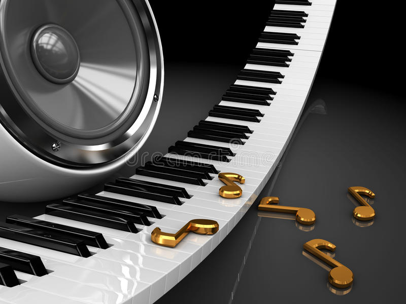 Download Music Background Stock Images - Image: 13845484