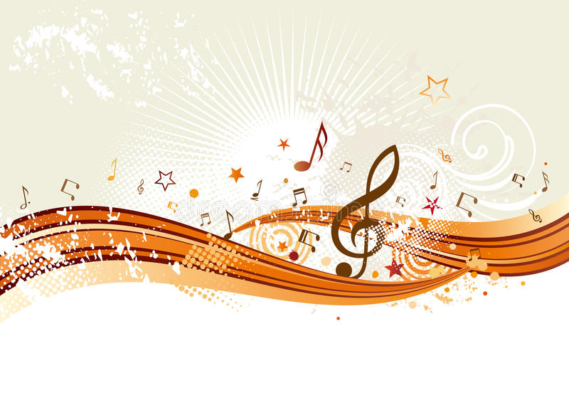 Download Music background stock vector. Illustration of note, disco - 15449005