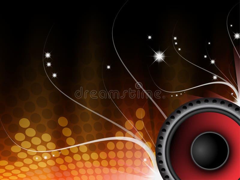 Download Music background stock illustration. Image of sound, illustration - 19893693