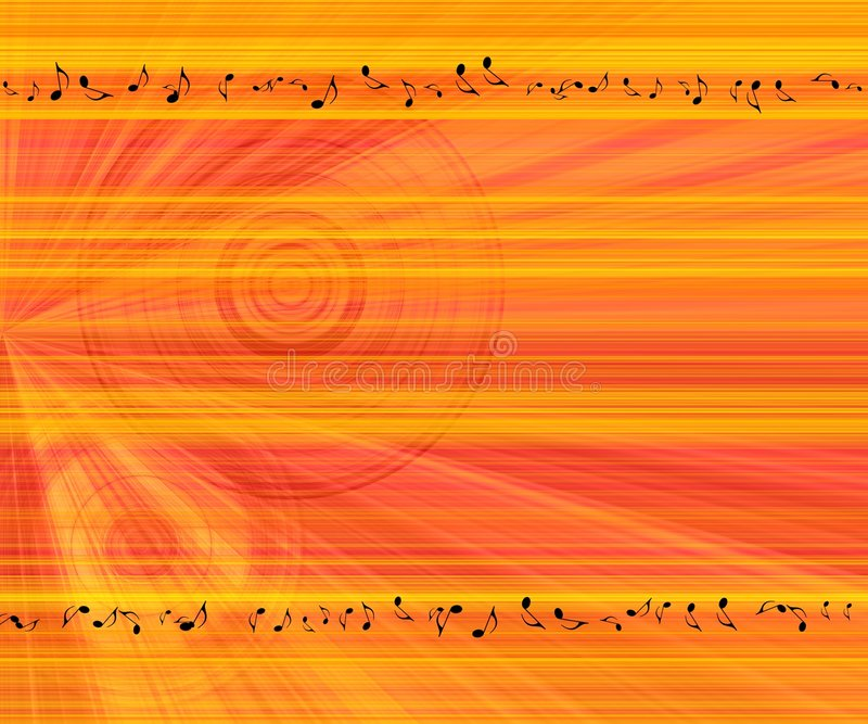 Download Music background stock illustration. Image of popular - 2253829