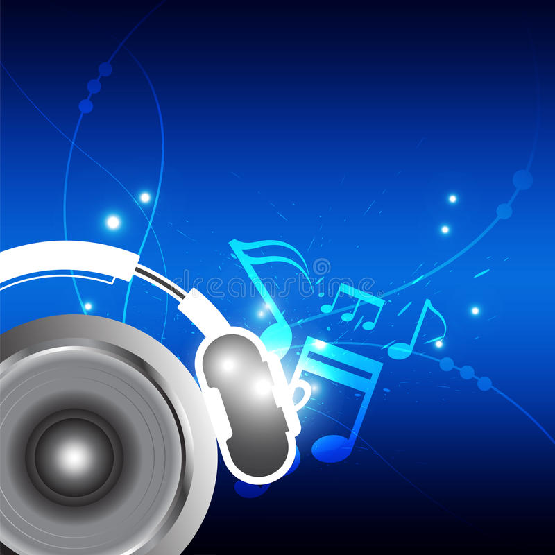 Download Music background stock vector. Image of illustration - 26526752