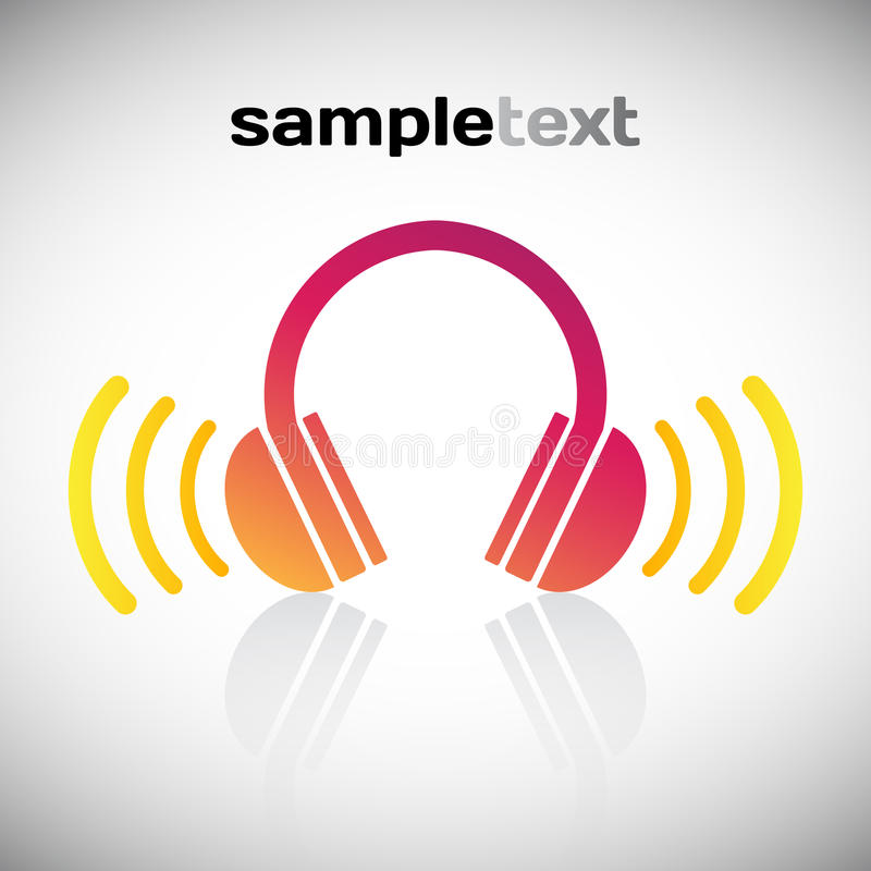 Download Music Background stock illustration. Image of communication - 28756865