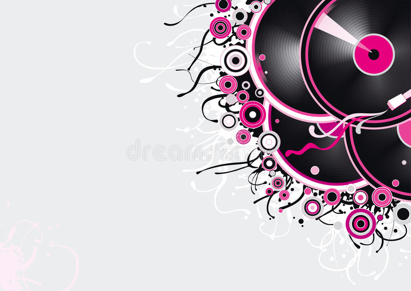 Download Music background stock vector. Illustration of funky - 29474655