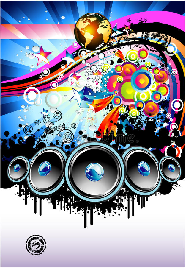 Download Music Background Stock Images - Image: 9603224