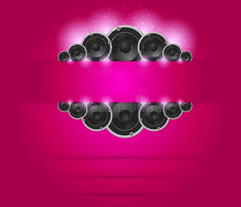Download Music Background Illustration Royalty Free Stock Photo - Image: 21073425