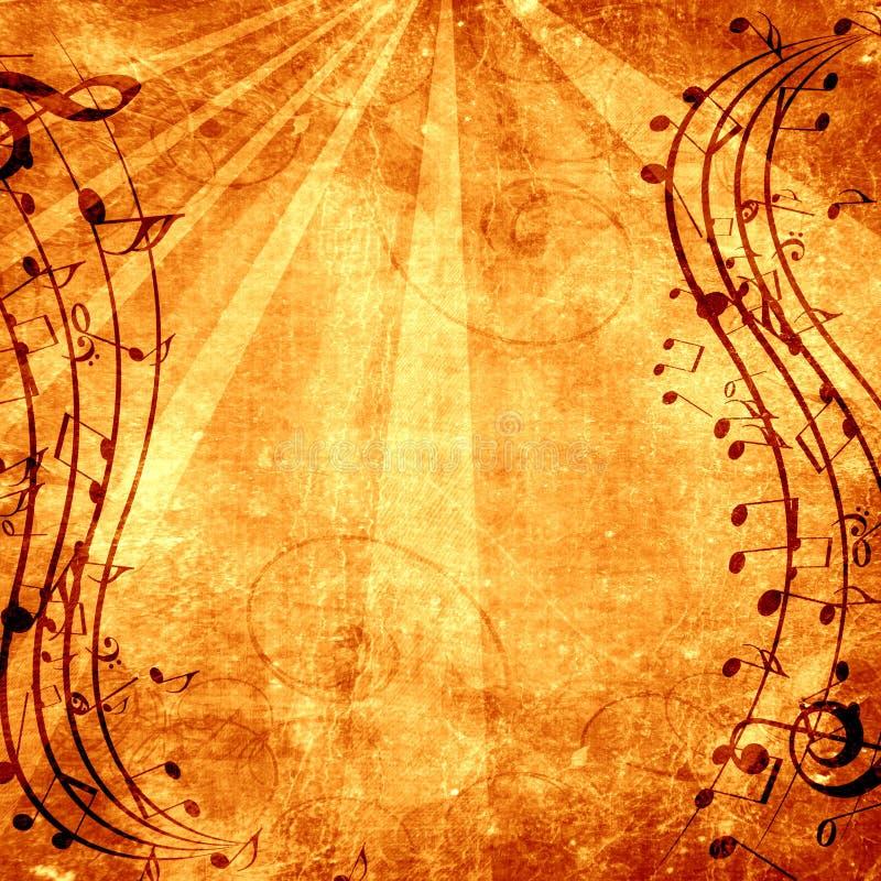 music background stock illustration  illustration of