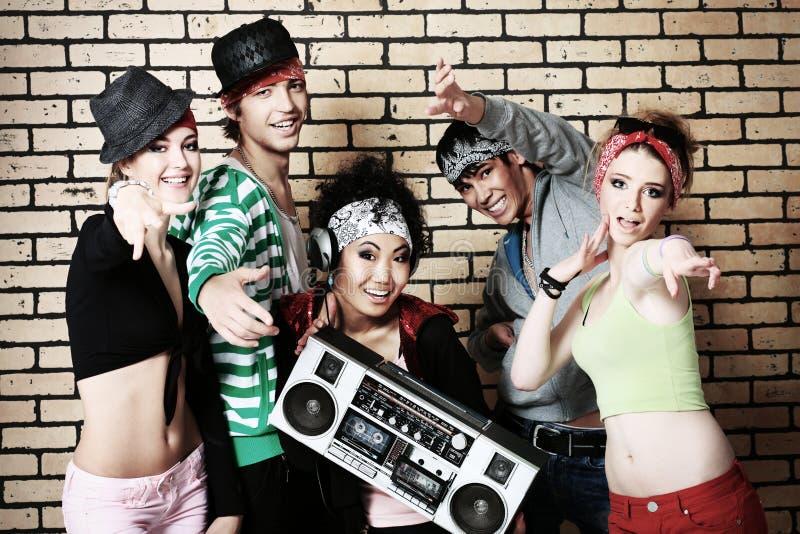 Multi-Cultural Friends Stock Photo Image Of Fashion - 15230046-6268