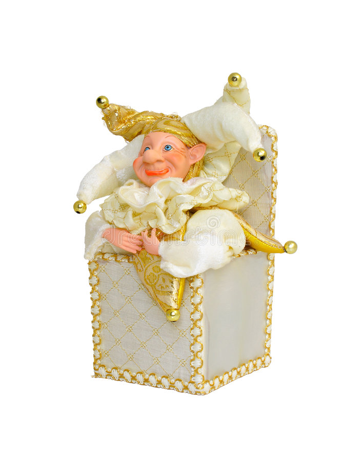 Music box royalty free stock photo