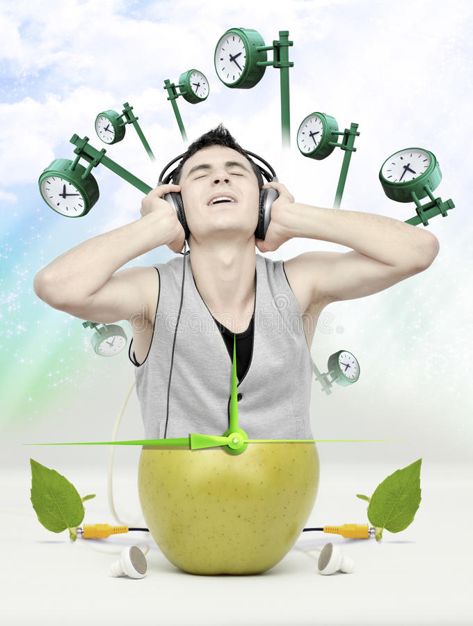 Free Music By The Hour Royalty Free Stock Photography - 26114627