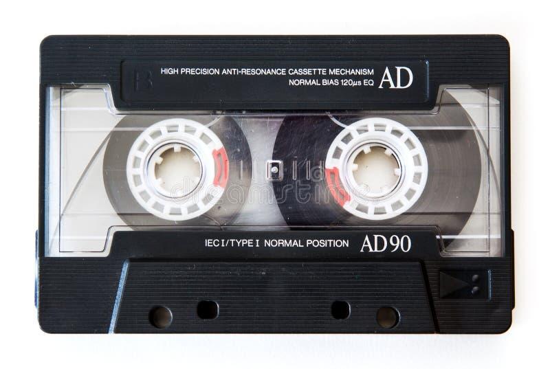 Music cassette tape stock photos