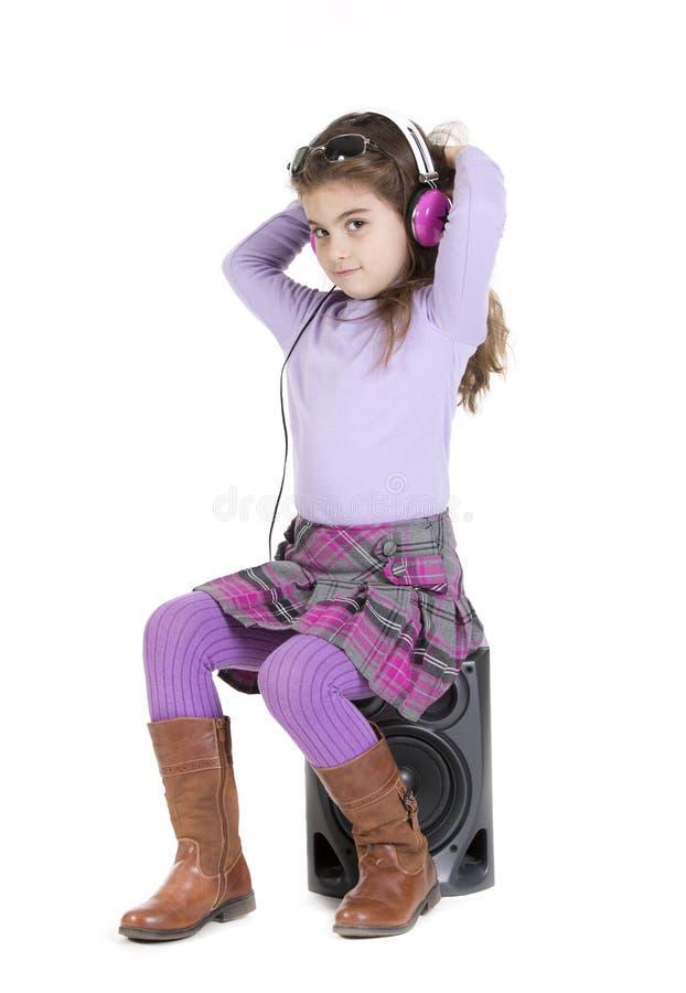 Music children stock photos