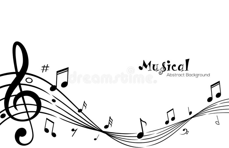 Music Choir Notes Abstract Background Stock Vector Illustration Of Equalizer Festival 141591258