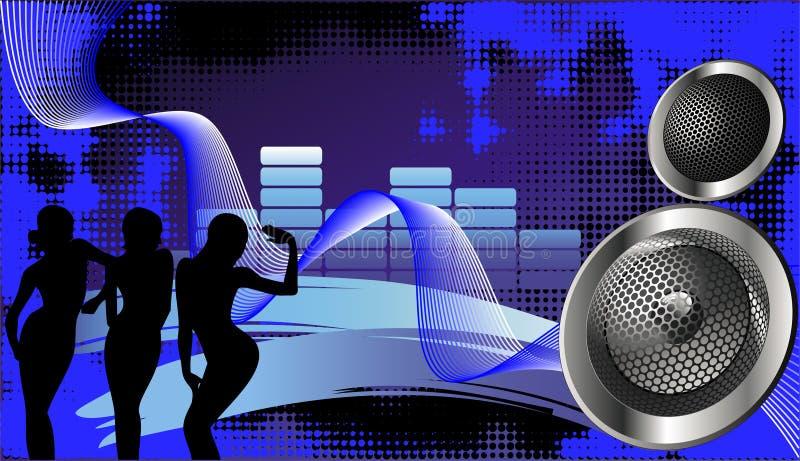 Music concept vector illustration