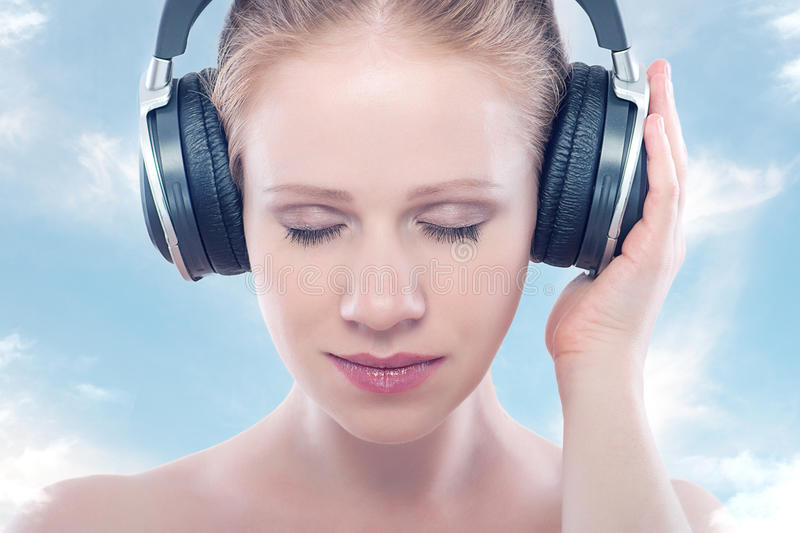 Download Music concept stock image. Image of blue, closed, adult - 27239653