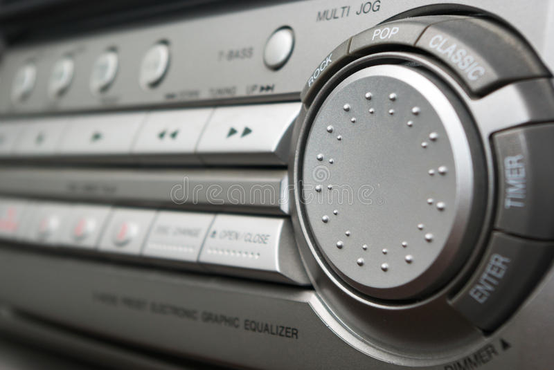 Download Music device stock photo. Image of equipment, disco, electronic - 12826158