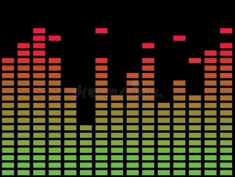 Music Diagram Royalty Free Stock Photos