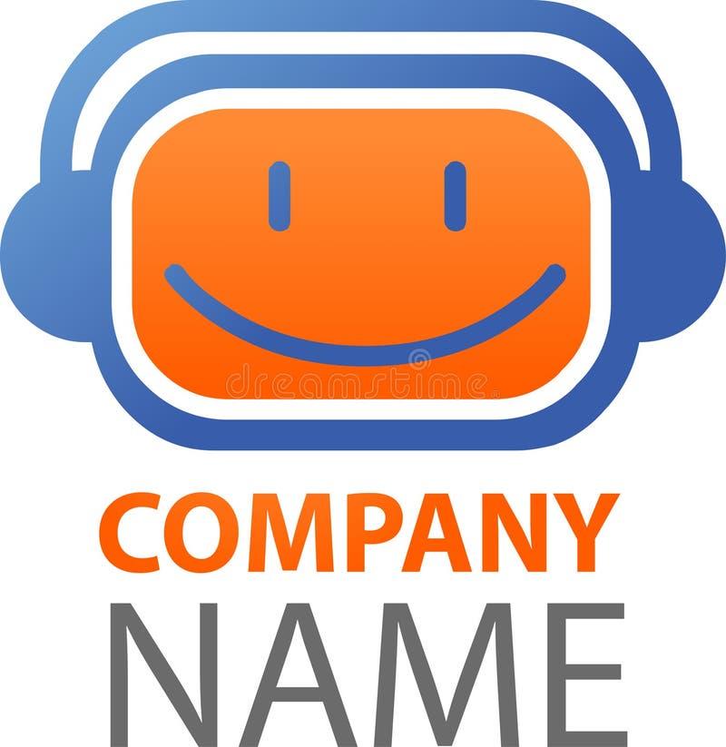 Music / dj icon and logo royalty free illustration