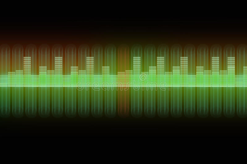 Download Music Equalizer Background Stock Photos - Image: 10415793