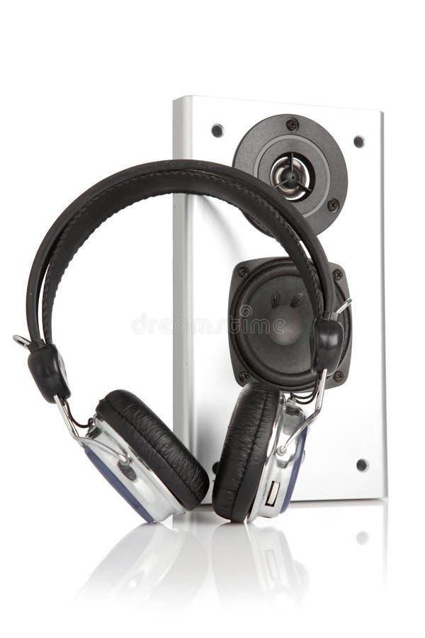 Music equipment stock photography