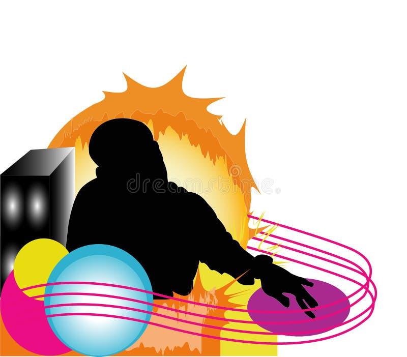 Download Music experts stock illustration. Image of light, dance - 11135748