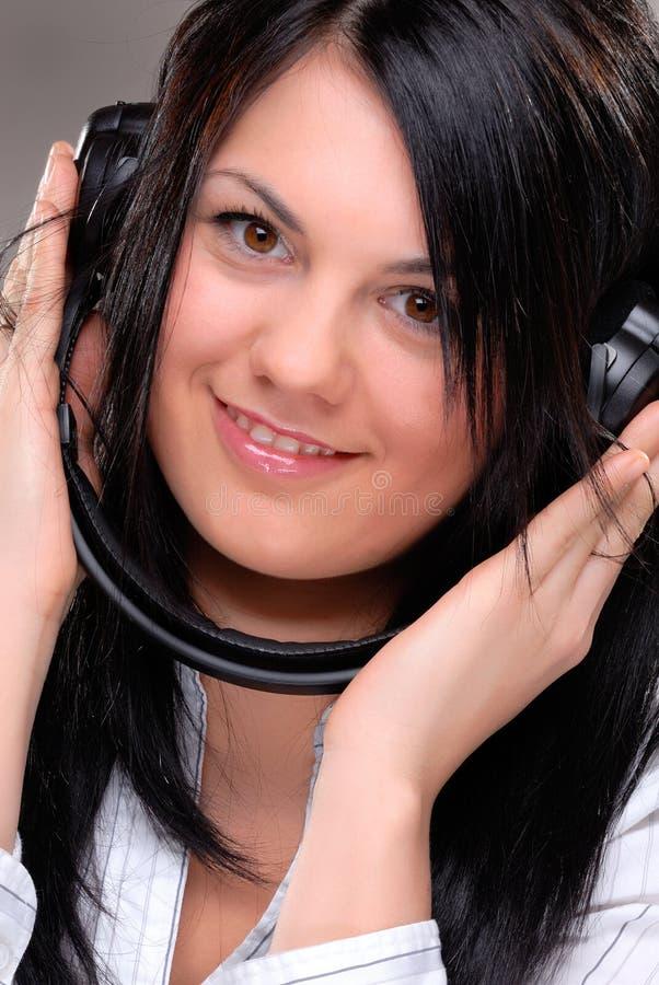 Free Music Headphones Stock Images - 5247204