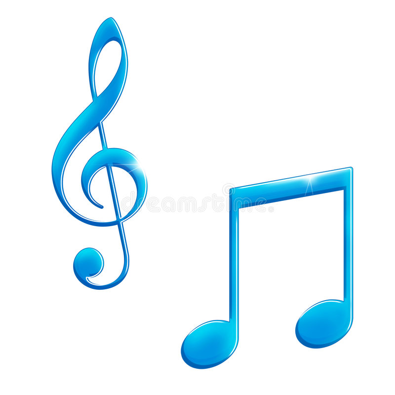 Download Music, icon, tune stock illustration. Image of digital - 3790766