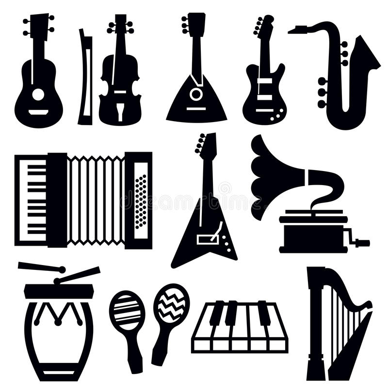 Download Music icon stock vector. Image of rock, gramophone, sign - 30988516