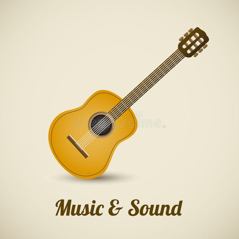 Download Music icons stock illustration. Illustration of guitar - 30519687